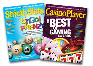 Strictly slots and casino player magazines gand casino hotel