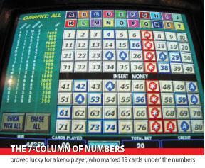4 card keno slot machine hotels niagara falls casino
