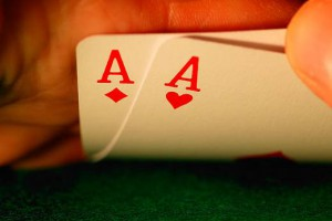Five of a kind in poker