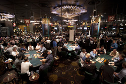 WSOPAsiaThe Crown Poker Room