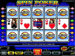 free video slot poker