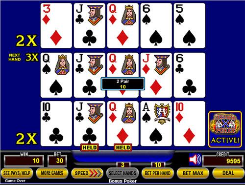two 2pair poker magazine