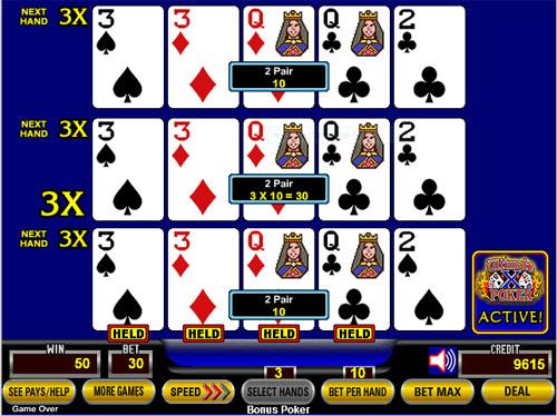 2pair poker magazine