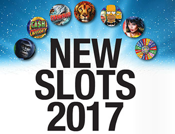 New Slots 2017 Casino Player Magazine Strictly Slots