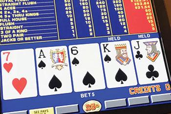 Which Double Double Bonus Video Poker Machine Is Best Casino