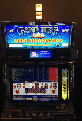 100 000 Video Poker Jackpot Casino Player Magazine Strictly Slots Magazine Casino Gambling Tips
